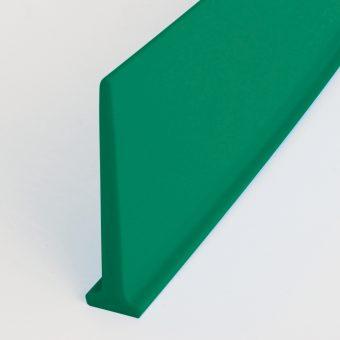 Wellenkante PU 90 A grün