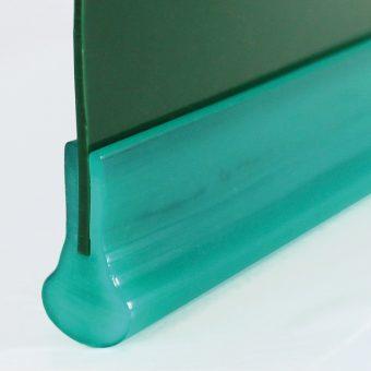 Gurtkante 14 x 28 mm smaragdgrün