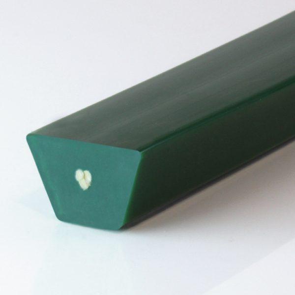 Keilriemen PU 85 A grün, Zugträger Aramid