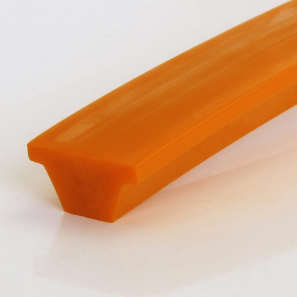 T-Profil 3L T-Top PU80A orange glatt
