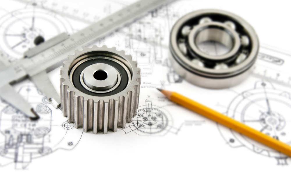 Konstruktionsstandards erleichtern Bandauslegung