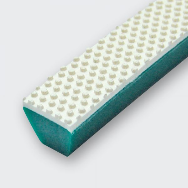 NOPPEN BESCHICHTUNG PVC WEISS 40° SHORE A (FDA)