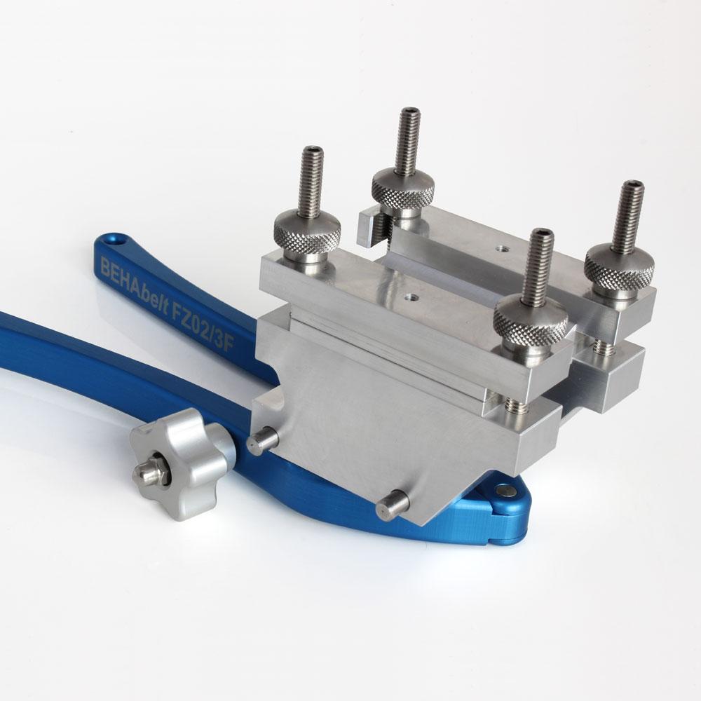 FZ02/3 Führungszange Flachprofile / Guide clamp flat profiles