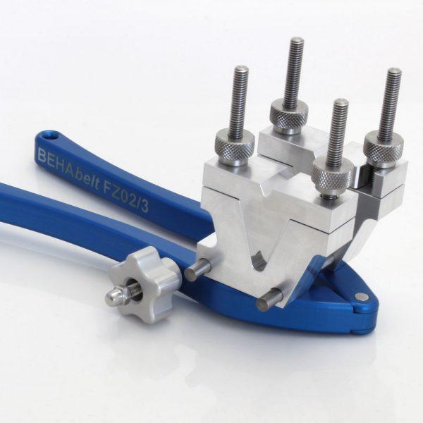 FZ02/3 Führungszange Standard / Guide clamp standard