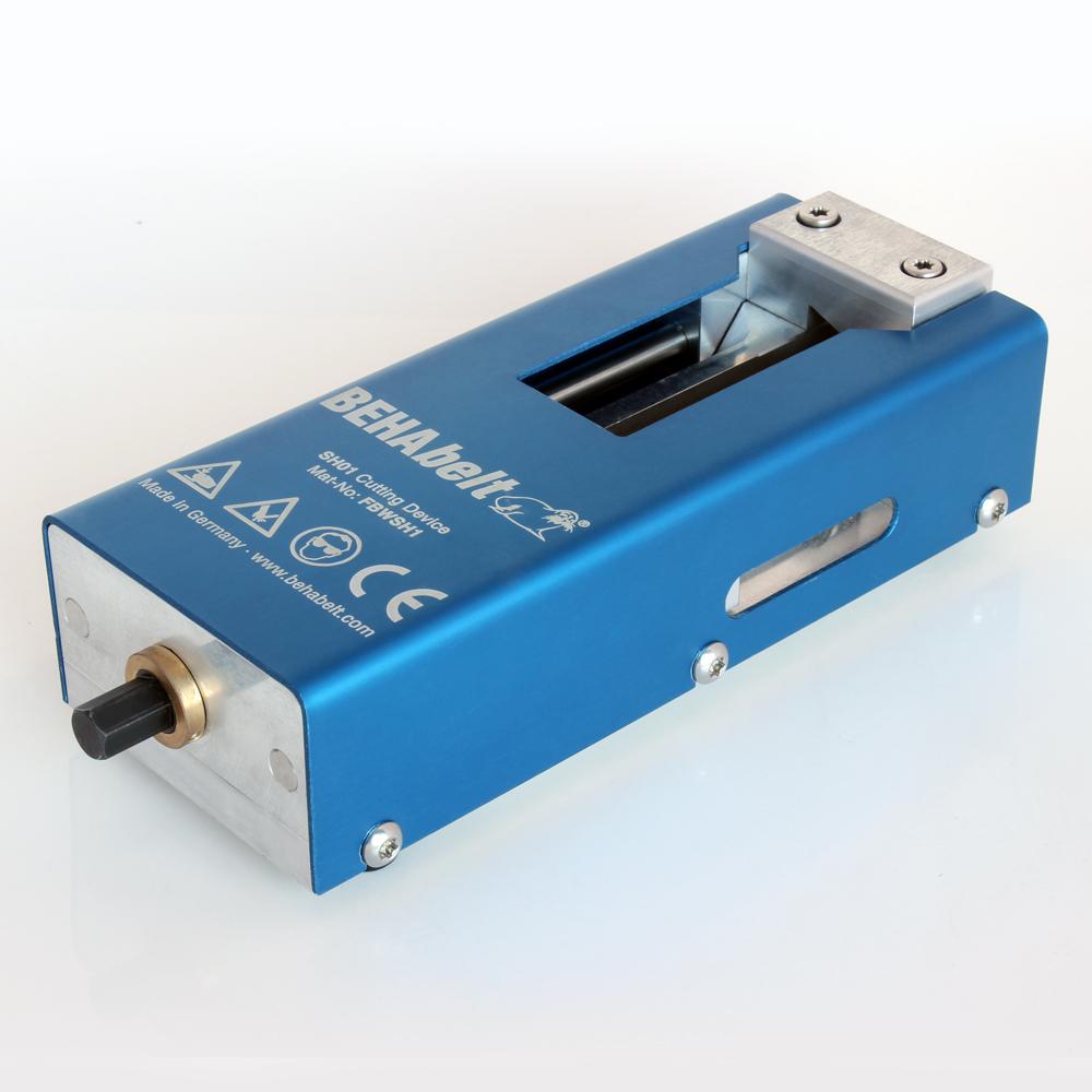 SH01 Riemenschneidehilfe / Belt cutter