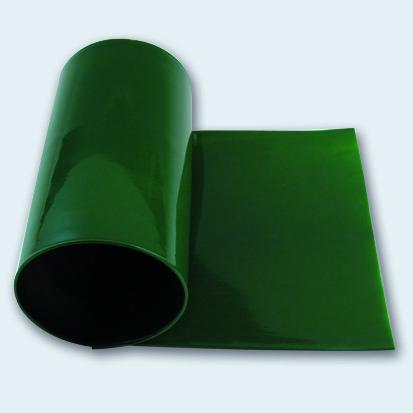 Transportband PU85A grün glatt