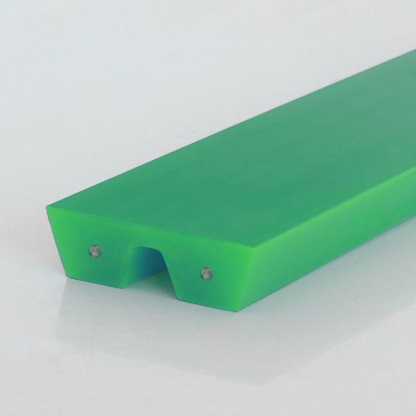 Parallelkeilriemen / Twin-V-belt, PU85A, minzgrün / mint, Zugträger Polyester, Reinforced Polyester