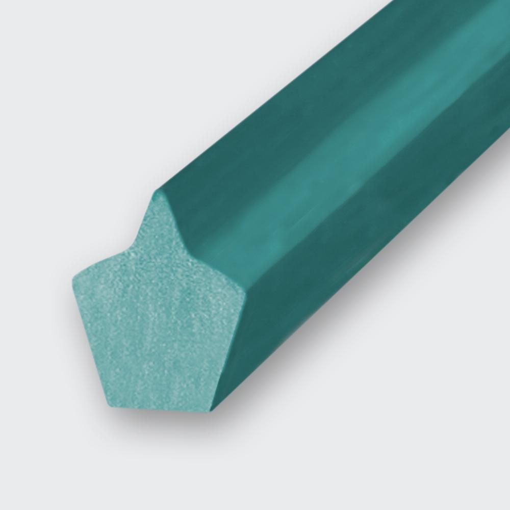 Spitzkeilriemen PU85A grün (Form 1)
