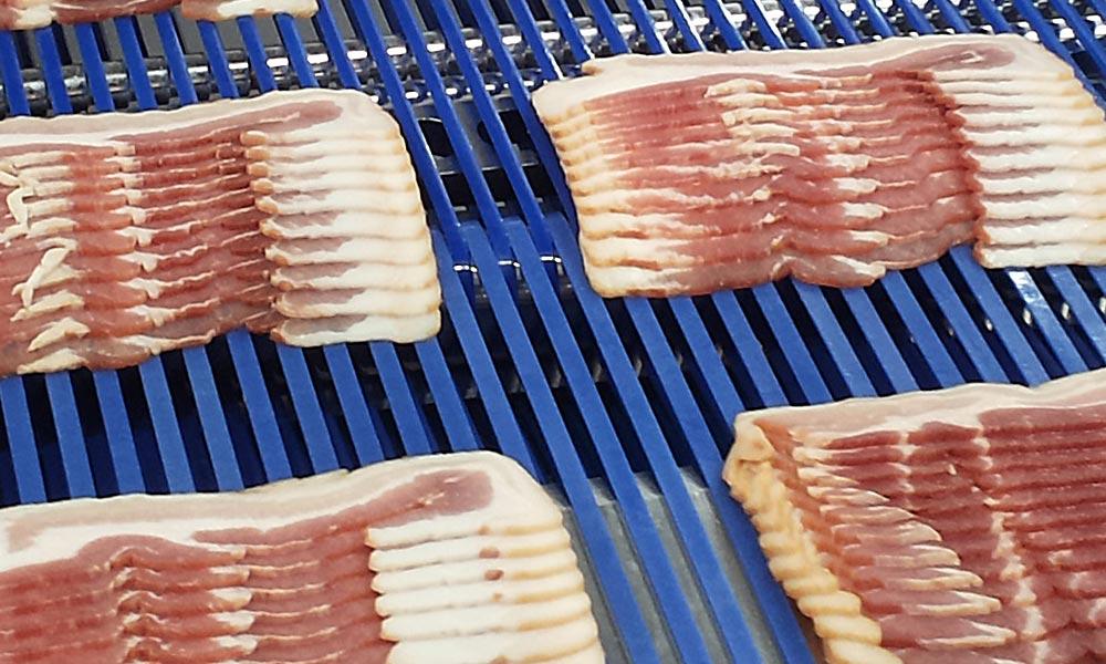 Lebensmittelindustrie (z.B. Slicer-Linien)