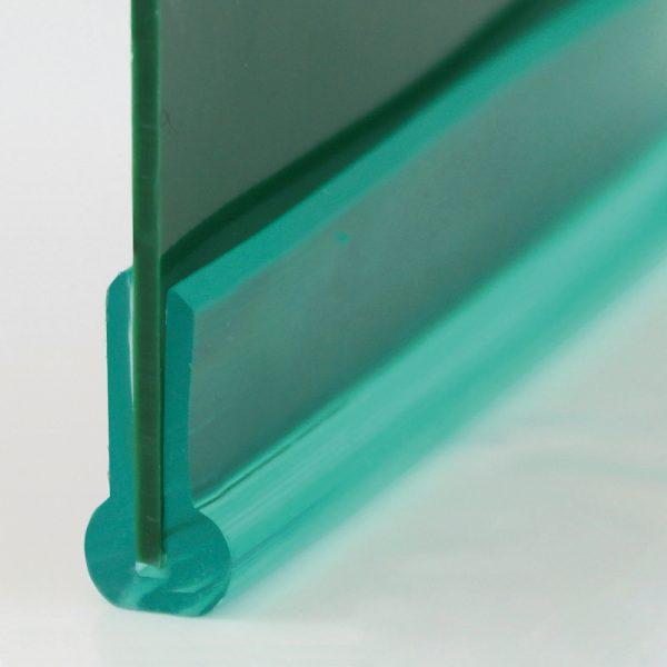 Gurtkante 8,8 x 18 mm, smaragdgrün