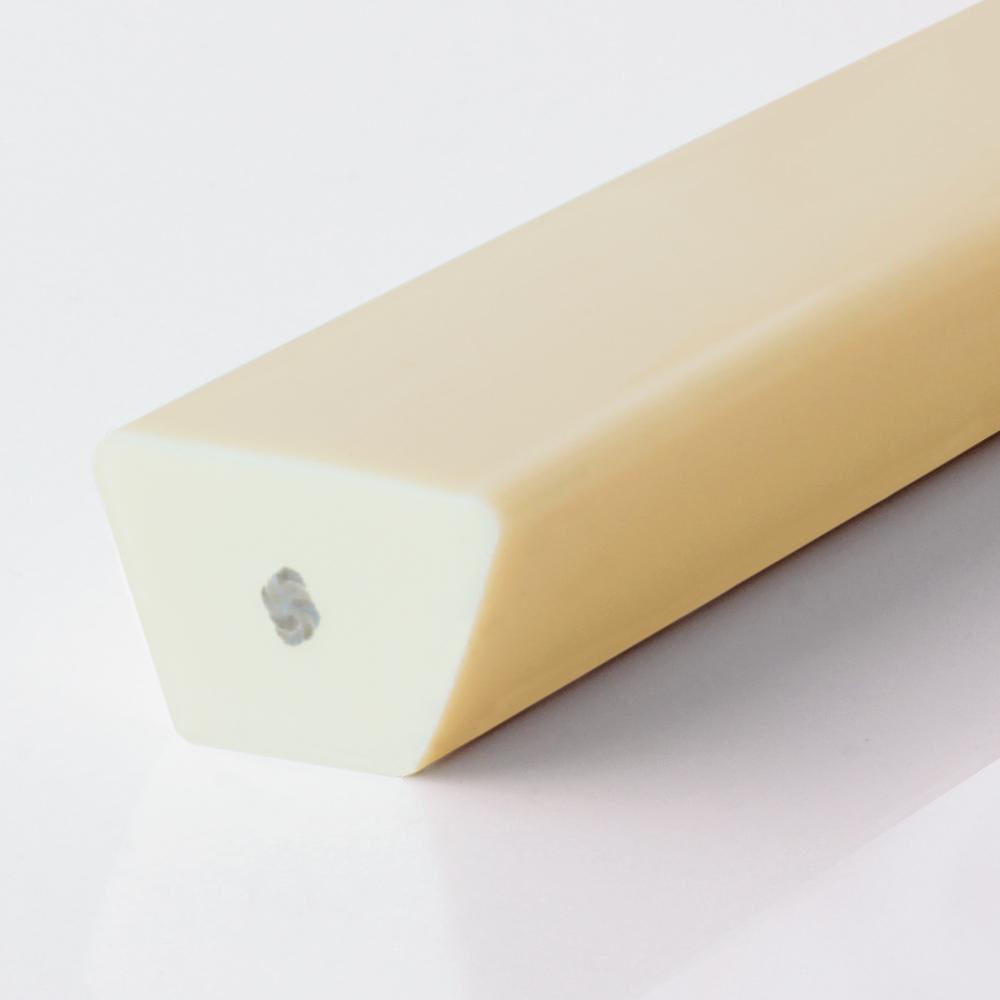 Keilriemen Polyester TPE55D beige, Zugträger Polyester
