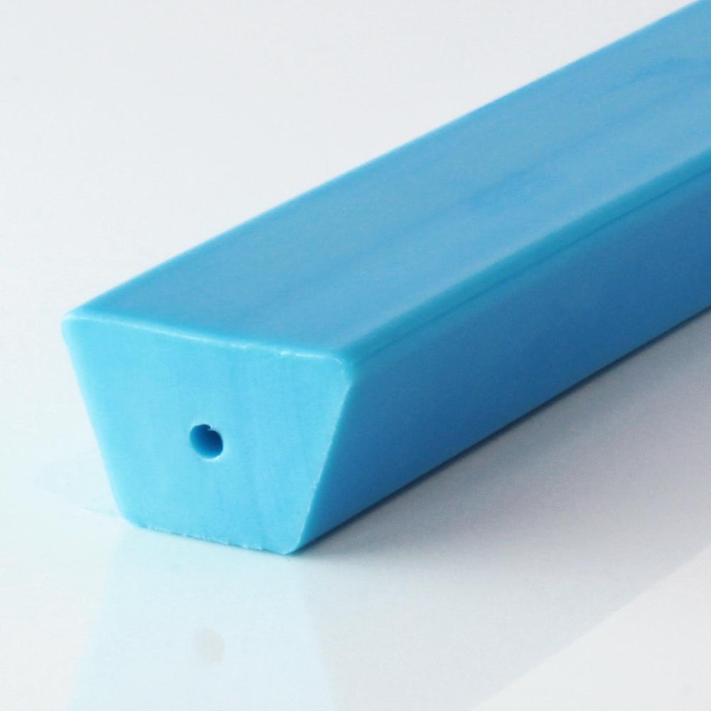Keilriemen Polyester TPE55D blau glatt
