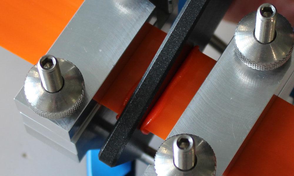 Welding Twin-v-belt